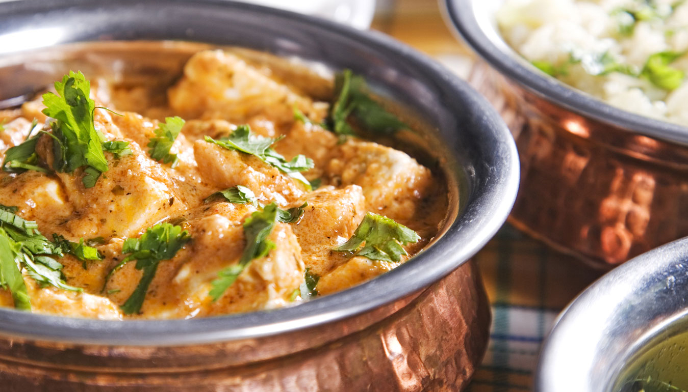 Indiaas Balti Dishes