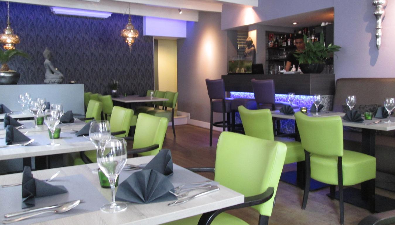 Restaurant Inside Sunita's